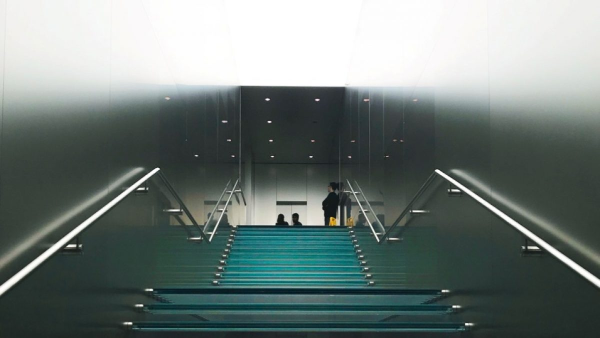 Vidrio antideslizante DOT suelo pisable escalera Facilvitrum